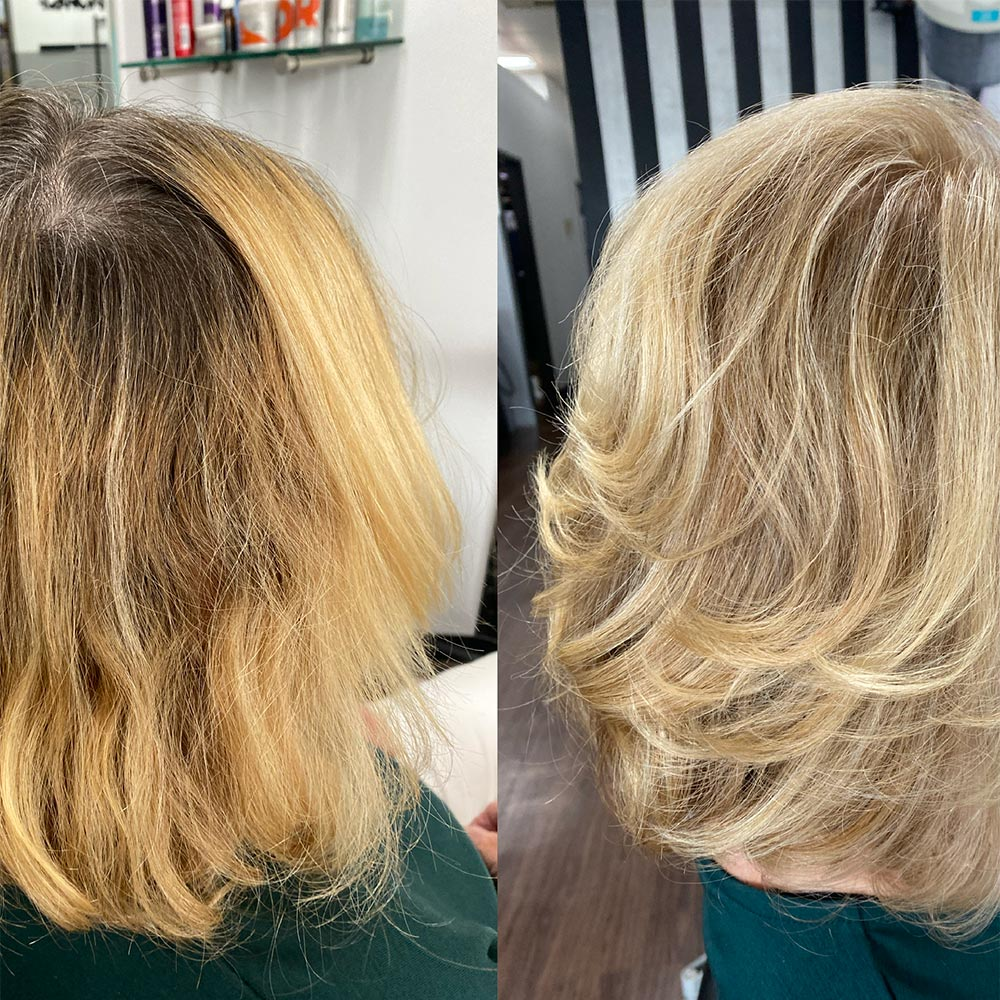 Scizzorworks Hair Salon is located in Hampton, Bayside Melbourne. Our services includes hair colouring.