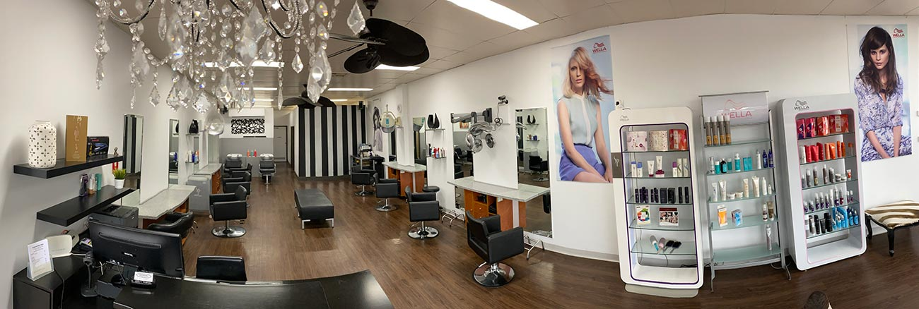 Scizzorworks Hair Salon, in Hampton, Bayside Melbourne for hairdressing, haircuts, hair colouring, highlights and blowaves.